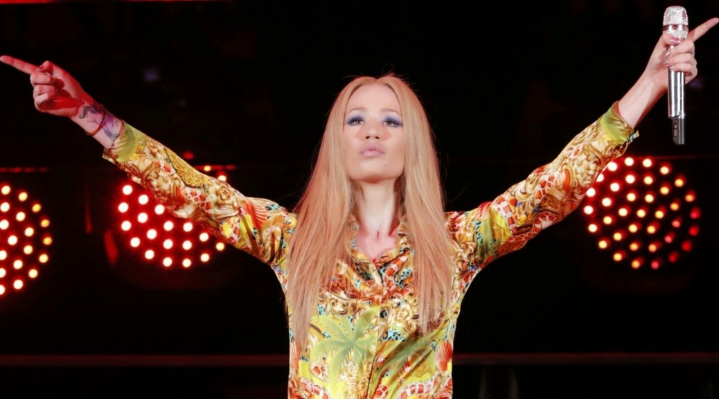 Iggy Azalea quits Twitter over 'hatred and pettiness'