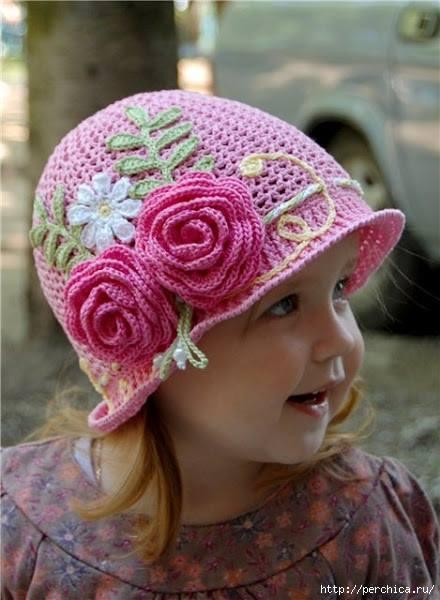 Sombreros y gorros tejidos para NIÑO y NIÑA ...