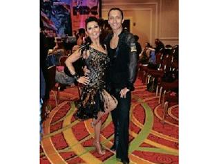 At 63, Pinky Puno makes the dance floor her comfort zone