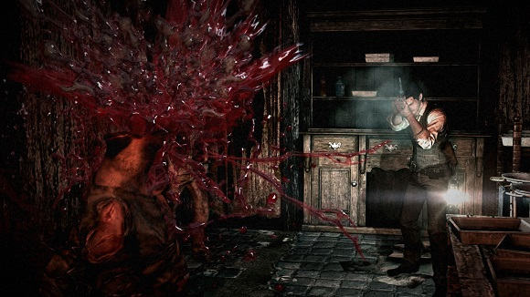 The Evil Within PC Screenshot 3 The Evil Within RELOADED