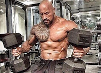 la roca, the rock, instagram, facebook, twitter, fotos, gym, luchas