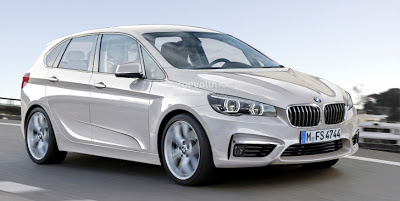 What the BMW 1-Series GT Will Look Like