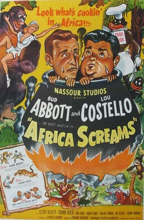 Africa Screams (Abbott and Costello in Africa)