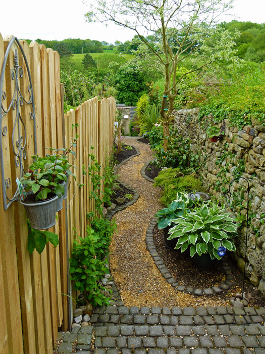 Burton in Lonsdale, open gardens