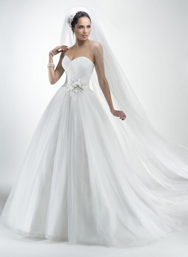 Increíbles vestidos de novias | Colección Maggie Sottero 2016