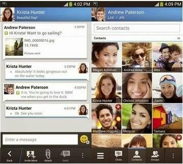 BBM For Android Apk Terbaru