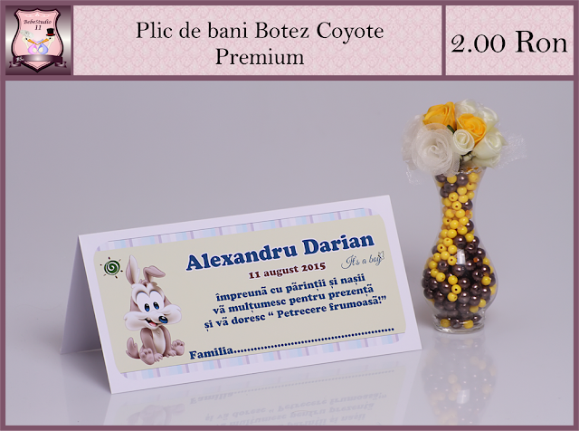set marturii botez coyote
