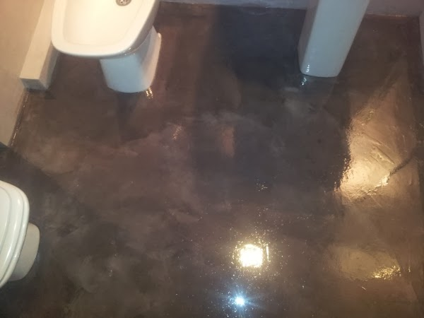 Microcemento castellon pavimento microcemento decorativo - Pavimentos de microcemento ...