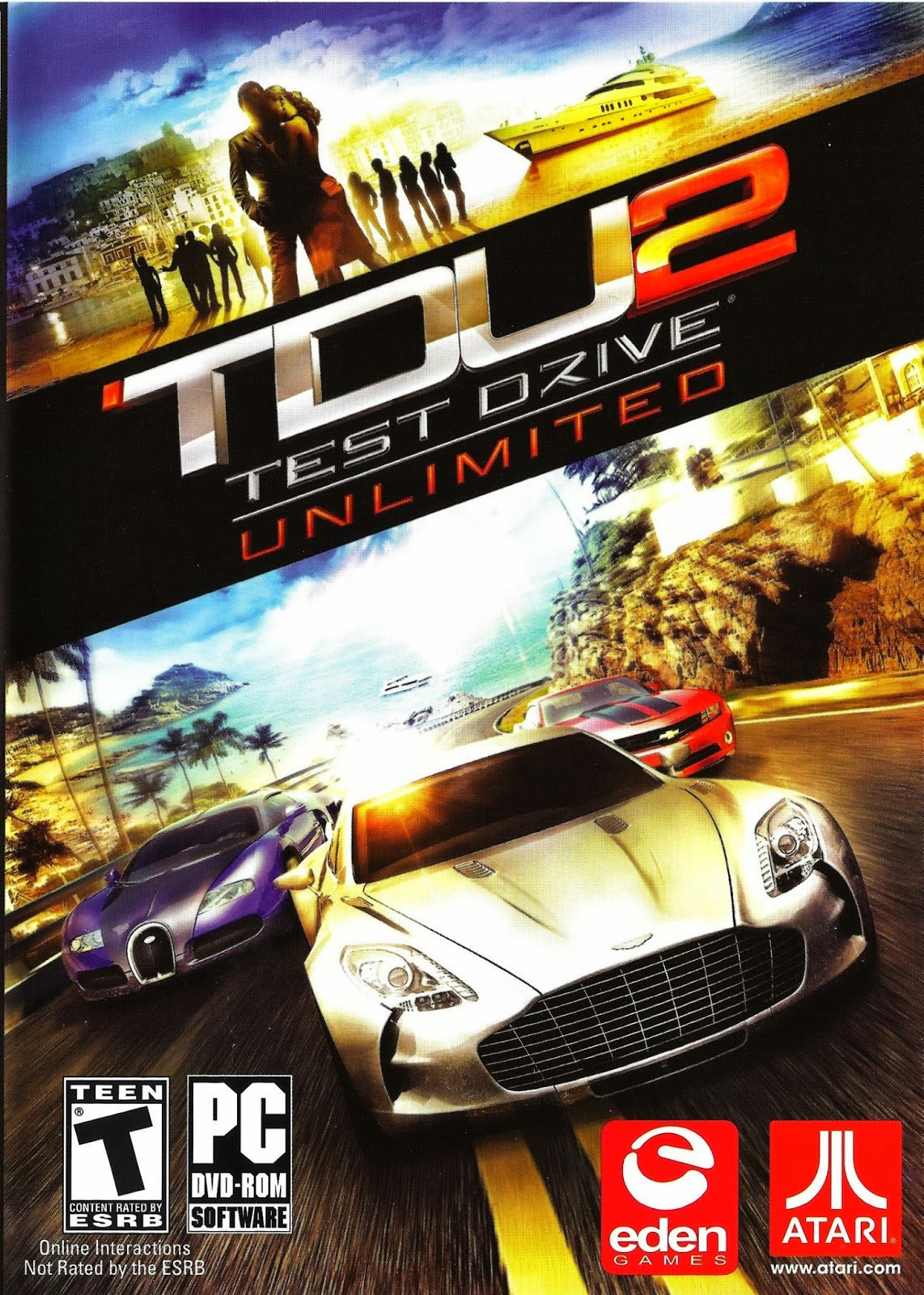 Test Drive Unlimited 2- PC Download SKIDROW ~ Club Game