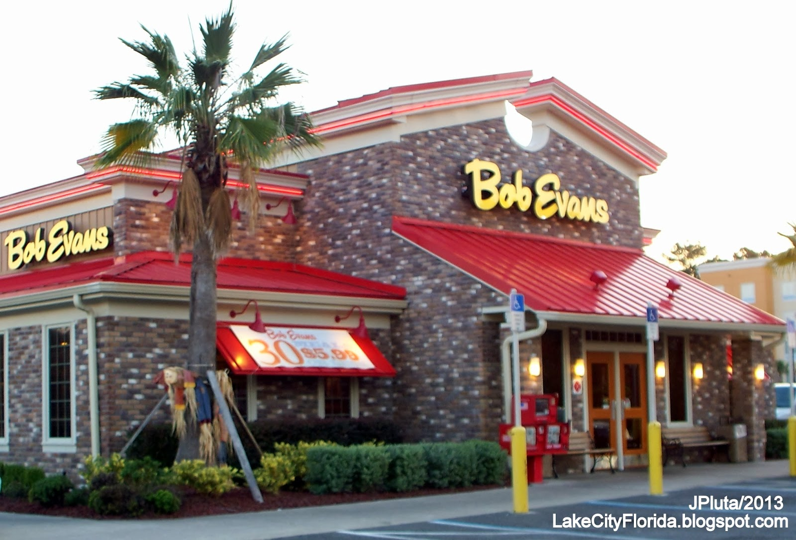 restaurant fast food menu mcdonald s dq bk hamburger pizza mexican bob evans restaurant lake city florida west us highway 90 bob evans restaurant lake city florida columbia county fla bob evans restaurant lake city