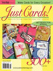 Just Cards Vol. 28, Winter 2013
