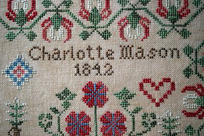 Charlotte Mason sampler