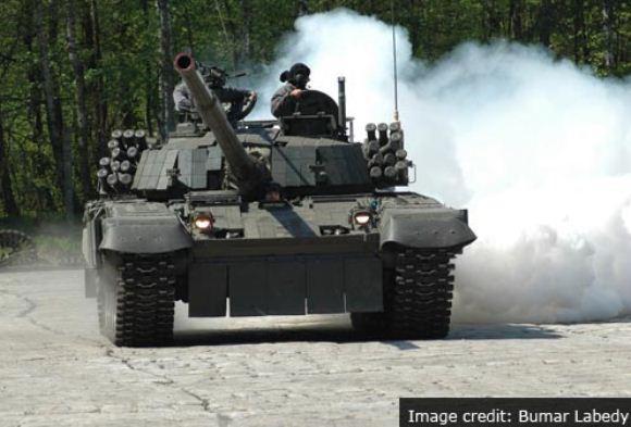 Tank PT-91 M Polandia