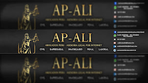 ABOGADOS PERÚ - ASESORÍA LEGAL POR INTERNET (AP-ALI)
