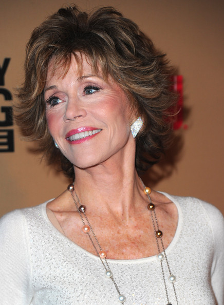 Jane Fonda Hairstyle Ideas For Women Review Hairstyles