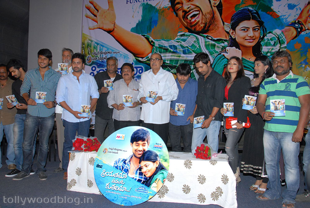 Priyatama Neevachata Kushalama Audio release photos-HQ-Photo-1