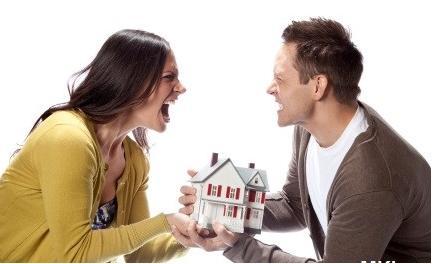 Chia nhà khi ly hôn