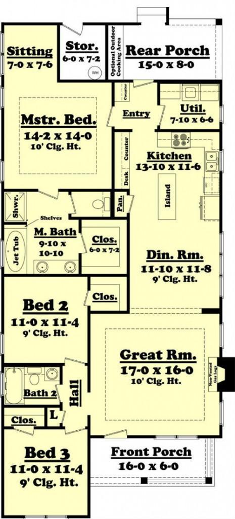 Planos de casas modelos y dise os de casas planos de for Planos de casas minimalistas pequenas