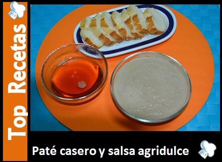 RECETA-PATÉ CASERO