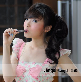 biodata cherly cherry belle klik disini foto angel cherry belle