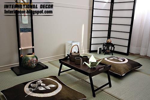 Japanese dining rooms furniture designs ideas - Japanese home decor ...