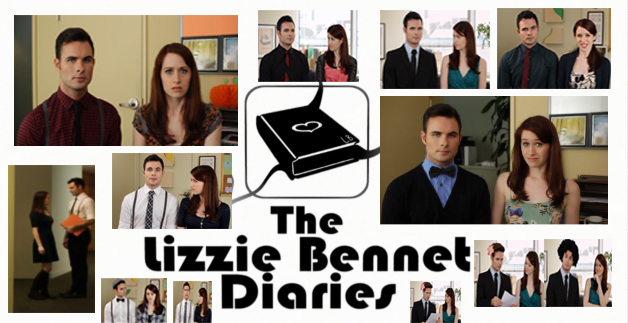 """a review of the youtube series the lizzie bennet diaries """"you're only a supporting character if you let yourself be"""" have you seen the youtube series the lizzie bennet diaries if you have not, i would highly suggest you do, even before tackling."""