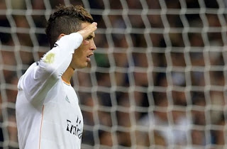 Cristiano quipped FIFA president Sepp Blatter