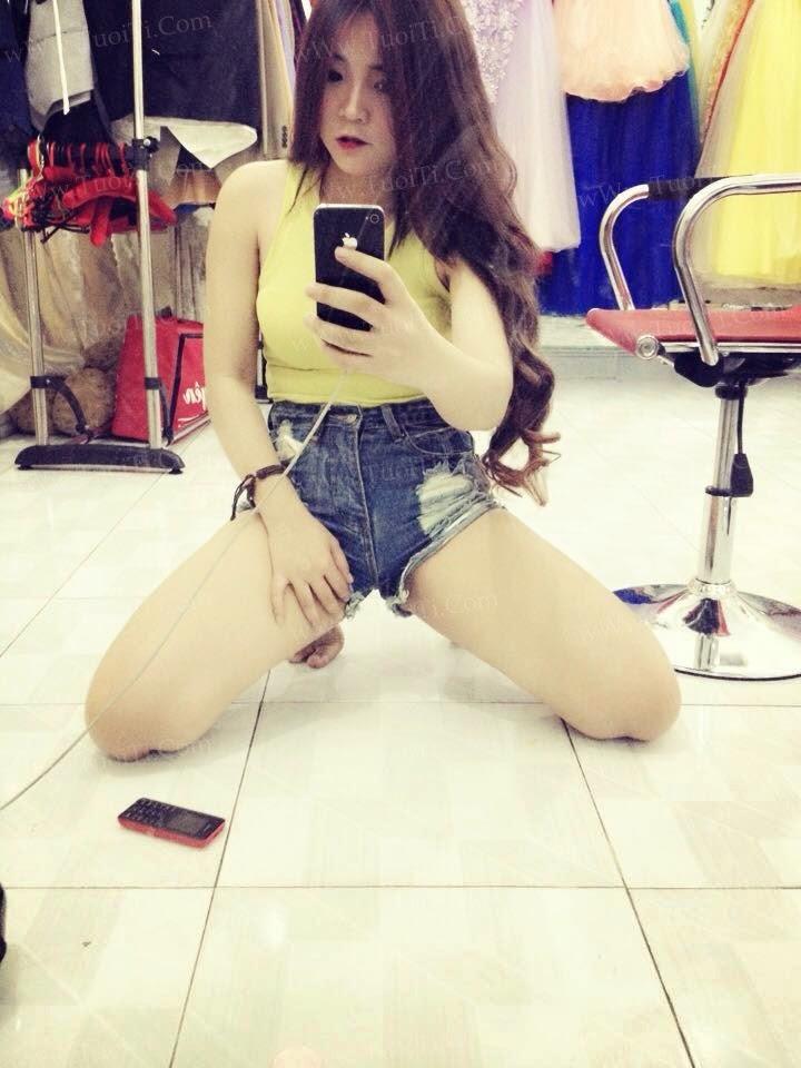Ảnh gái xinh Trang Lee Socute Bé mà dâm 7