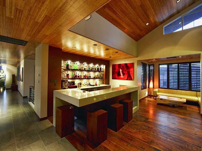 Interior - Cool home bars ...