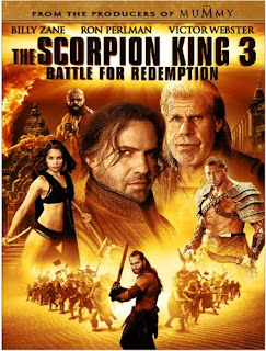 Ver The Scorpion King 3 / El rey escorpion 3 (2011) Online