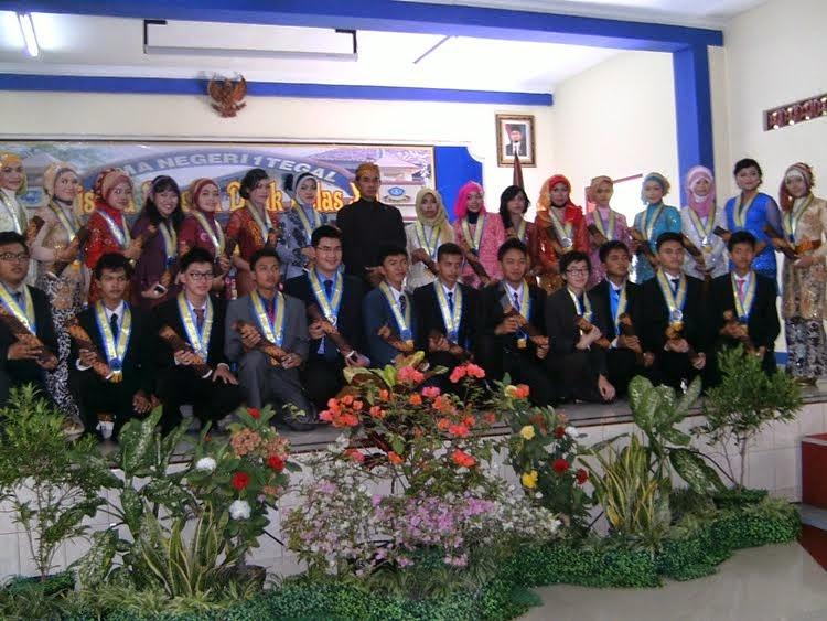 Wisuda Bersama Rekan2 SMA