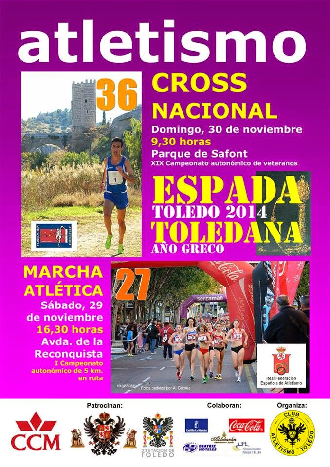 36º Cross Nacional Espada Toledana