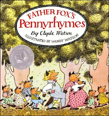 Father Fox's Penny Rhymes by Clyde Watson