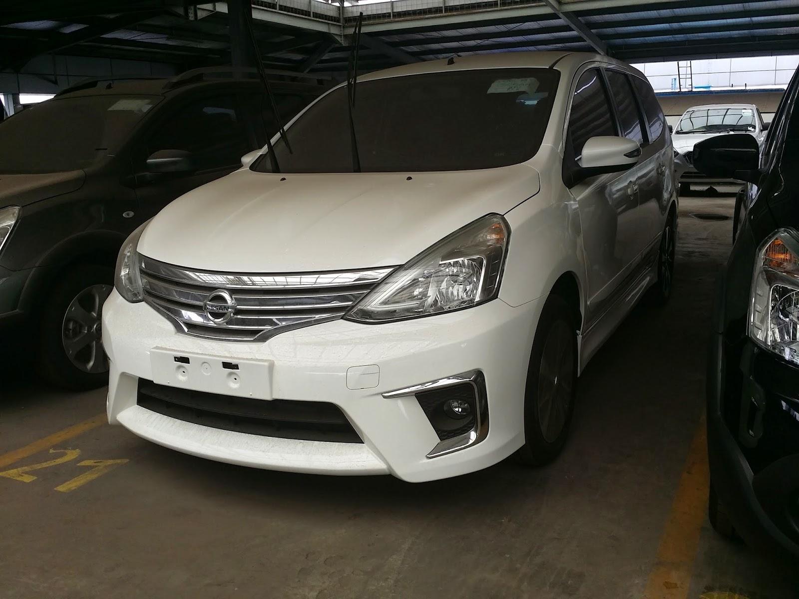 Nissan Grand Livina HWS Autech