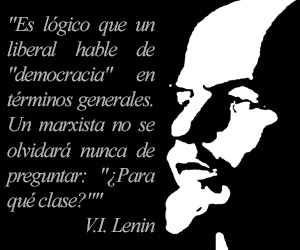 V.I. LENIN