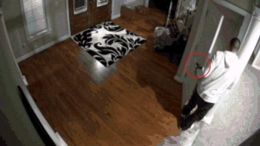 Aaron Hernandez Gun Photo: Surveilance Camera Shows NFL Star With Weapon After Murder