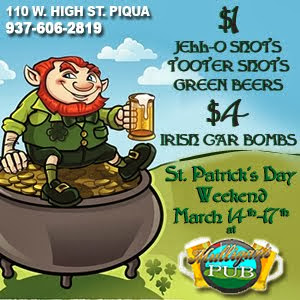 Mulligan's St. Patty's Day