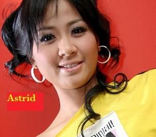 Profil dan Biodata Penyanyi Astrid Sartiasari Jadikan Aku Yang Kedua