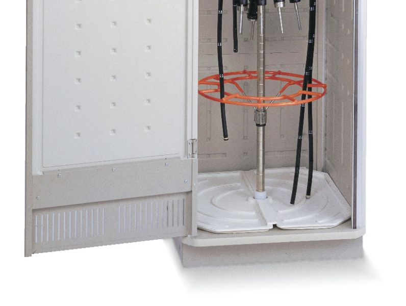 Scope Drying Cabinets ~ Metro shelving products starsys scope cabinet