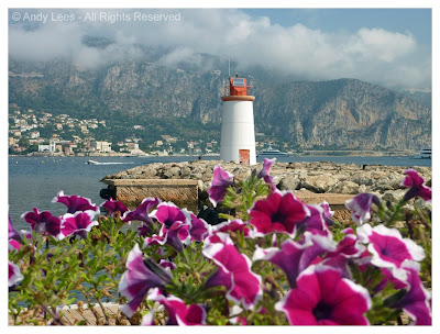 lighthouse at st jean cap ferrat