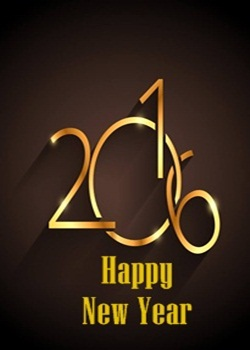 New Year 2016 Whatsapp Picture