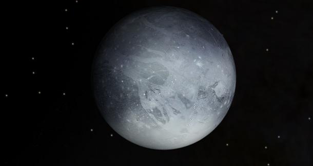 Estatuto de Plutão há muito era duvidoso