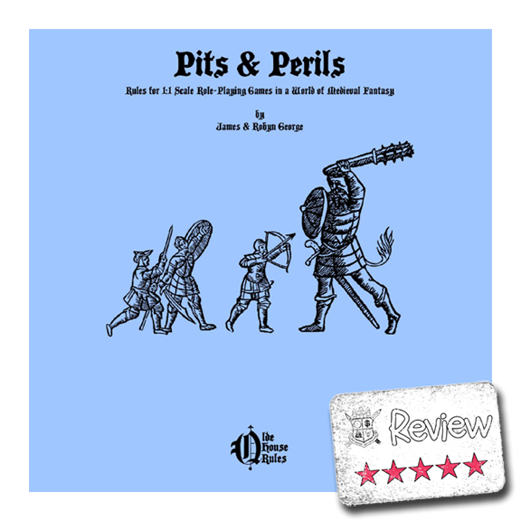 Frugal GM Review: Pits & Perils