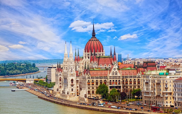 Hungary Budapest City