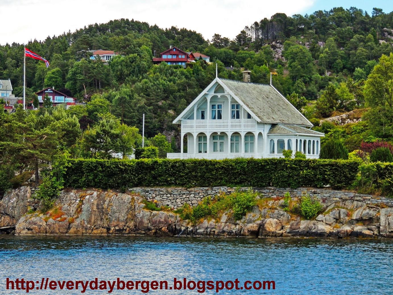 Håkonshella Bergen Hordaland Norway