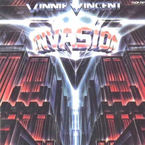 The Ripple Effect Vinnie Vincent Invasion S T