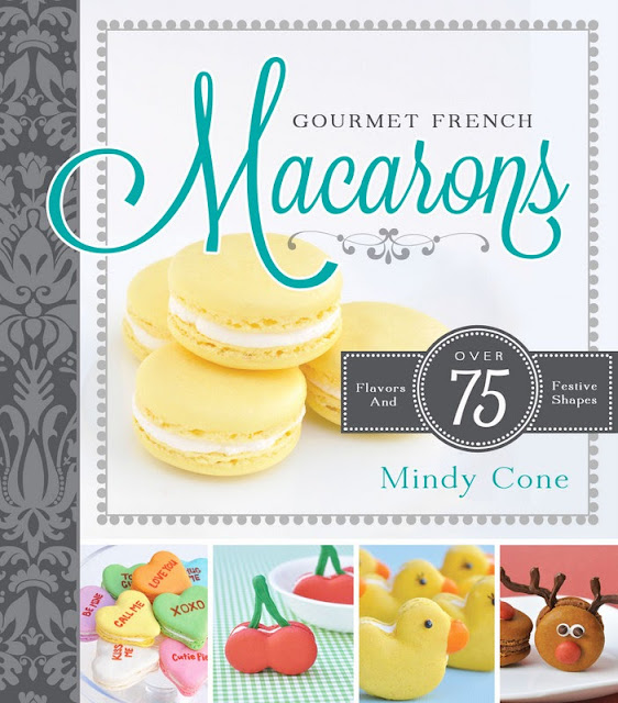 Creative Juice's Gourmet French Macarons book giveaway