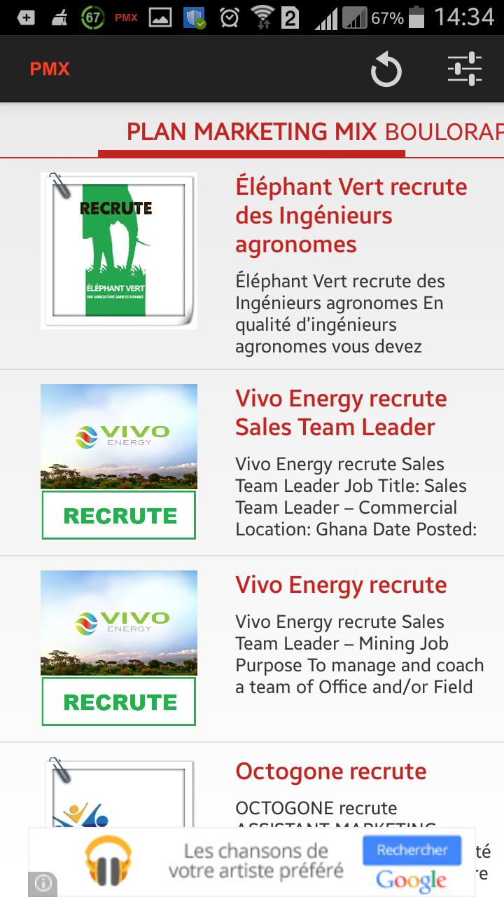 A la recherche d'un emploi ? il y a une app (ivoirienne) pour cela !, A Unix Mind In A Windows World
