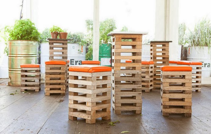 DIY Today Online: 100's Wood Pallet Upcycling Ideas