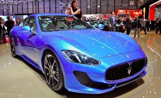Maserati 911 into a Porsche 911 Rival